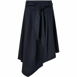 James Lakeland Twill Cotton Skirt