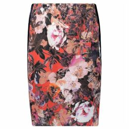 Betty Barclay Sporty Floral Skirt