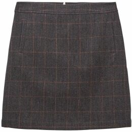 White Stuff Roberta Check Skirt
