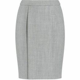 Helen McAlinden Abby Silver Skirt