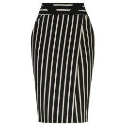 James Lakeland Mono Pencil Skirt