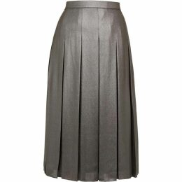 Ted Baker Laurraa Ice Palace Pleat Shimmer Skirt
