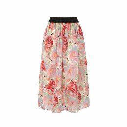 LK Bennett Bouvier Organza Skirt