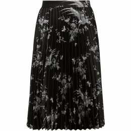 Ted Baker Alyciia The Orient Jacquard Pleat Skirt