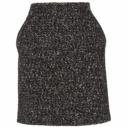 Karen Millen Tweed A-Line Skirt