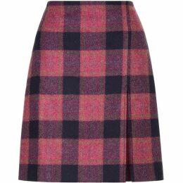 Hobbs Avery Kick Pleat Skirt