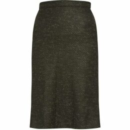 Helen McAlinden Elena Tweed Skirt