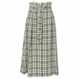 Max Mara Weekend Gommoso tie waist skirt