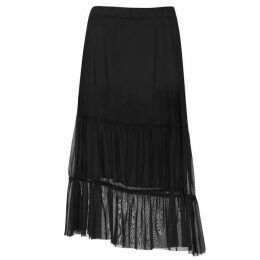 Noisy May Mesh Midi Skirt