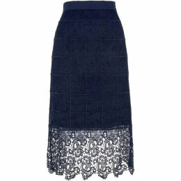 Whistles Ailsa Lace Skirt