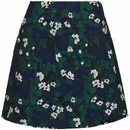 Whistles Pansy Jacquard Skirt