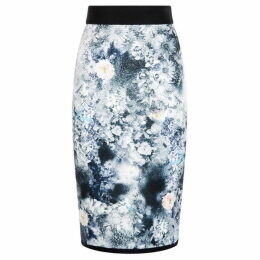 Damsel in a Dress Spray Daisy Skirt