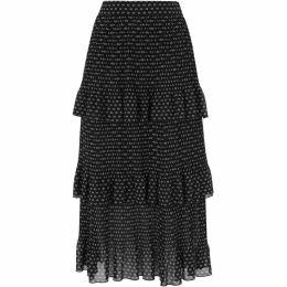 Whistles Lolita Amena Tiered Skirt