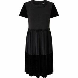 James Lakeland Pleated Skirt Dress