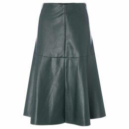 Linea Henny pu skirt