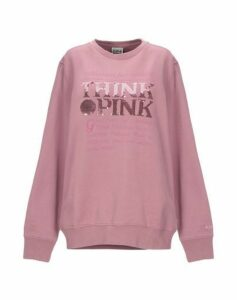 THINK PINK TOPWEAR Sweatshirts Women on YOOX.COM
