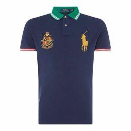 Polo Ralph Lauren Polo PP Crest Polo Sn92