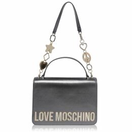 Love Moschino LM Patent Shldr Ld94