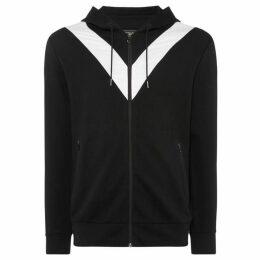 Polo Ralph Lauren Nylon Stripe Sweatshirt