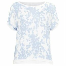 Phase Eight Floral Elizabetta Double Layer Knit