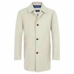 Baumler Malte Beige Mid Length Raincoat