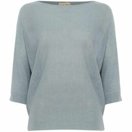 Phase Eight Delmi Linen Batwing Knit