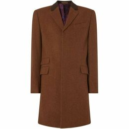 Turner and Sanderson Macklin Double Breasted Overcoat