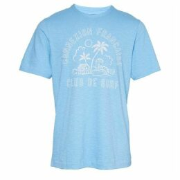French Connection Club De Surf Surf Club Tshirt
