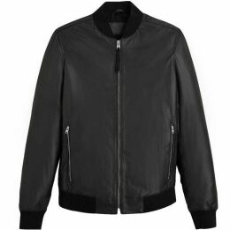 All Saints Mower Leather Bomber