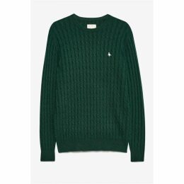 Jack Wills Marlow Cable Crew