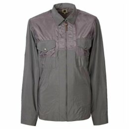 Pretty Green Zip Through Overshirt