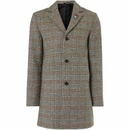 Jack and Jones Luke Wool Overcoat