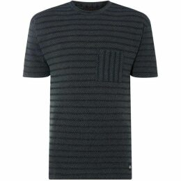 Native Youth Striped T-Shirt
