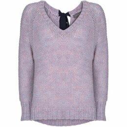 Mint Velvet Tie Back Chunky Knit