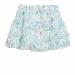 3 Pommes Kid Girl White Skirt