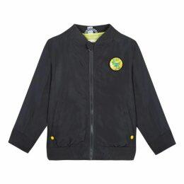 3 Pommes Baby Boy Charcoal Raincoat