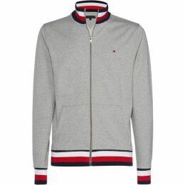 Tommy Hilfiger Global Zip Sweater