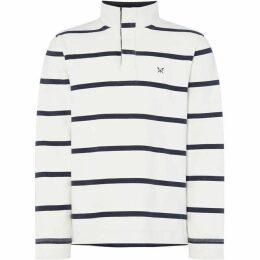 Crew Clothing Company Padstow Pique Sweat