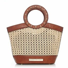 Moda in Pelle Meanabag Casual Handbag