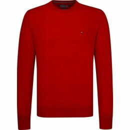 Tommy Hilfiger Long Sleeved Lambswool Sweater