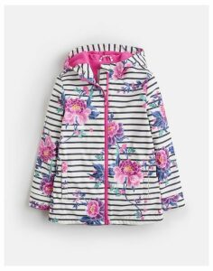 Chinoise Stripe 207076 Printed Coat  Size 7Yr-8Yr