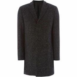 Label Lab Gordon Flecked Overcoat