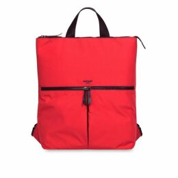 Knomo Dalston Reykjavik Poppy Red Lightweight Totepack