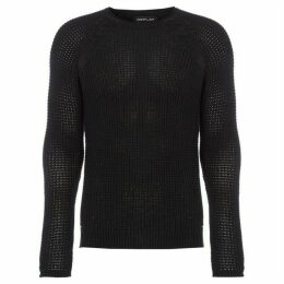 Replay Raglan Sleeves Sweater