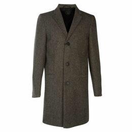 Label Lab Ellis Wool Overcoat