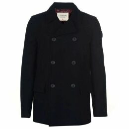 Criminal Anchorage Wool Peacoat