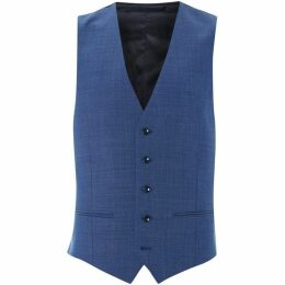 Howick Tailored Folcroft textured wiastcoat