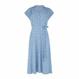 Scatter Spot Fit and Flare Dress