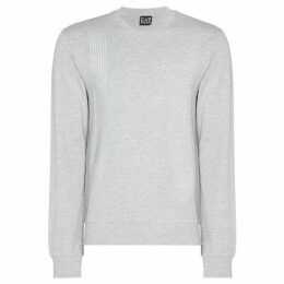 EA7 Train 7 Lined Crew Neck Top