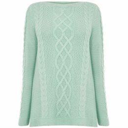 Oasis Side Split Knit